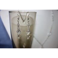 Crystal B Earrings